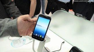 ZTE Era und PF112 HD: Zwei schnelle Smartphones aus China im Beinahe-Hands-On [MWC 2012]