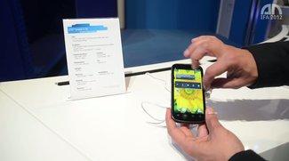 ZTE Grand X IN: Erstes Intel Medfield-Smartphone für den deutschen Markt [IFA 2012]