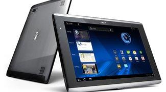 Acer liefert Android 3.2-Update für das Iconia Tab A500 aus