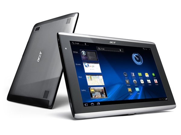 Acer Iconia Tab A700 taucht auf