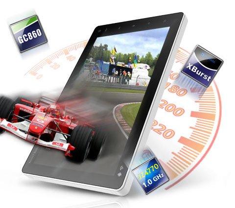 MIPS NOVO7: Günstiges Android 4.0-Tablet