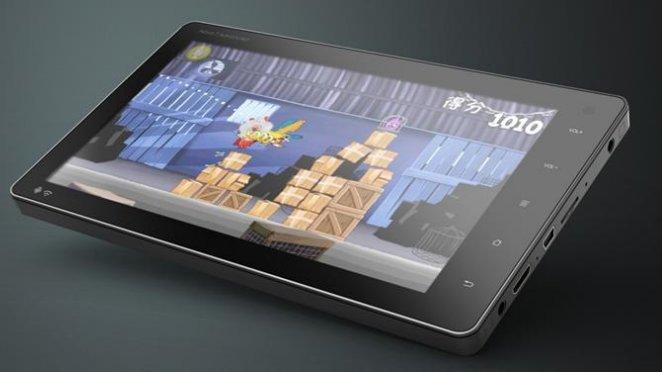 AINOVO NOVO7 - Erstes Android 4.0 Tablet für 119 Euro in Pre Order Phase