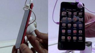 Alcatel One Touch Idol Ultra: Dünnstes Smartphone der Welt im Hands-On [CES 2013]