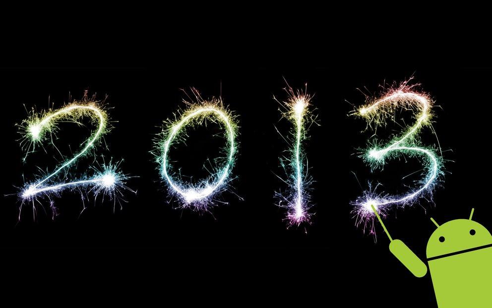 Android 2013: 10 Prognosen für das neue Jahr