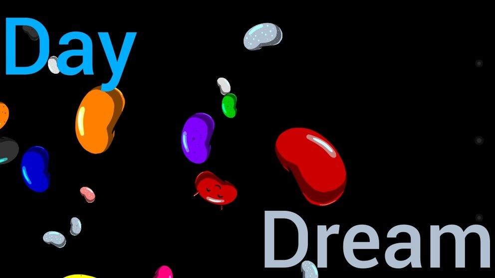 Daydreams: Jelly Bean-Easter Egg als geheimer Bildschirmschoner