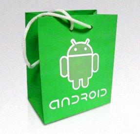 Android Market mit kleineren Verbesserungen