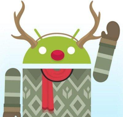 3,7 Millionen neue Android-Geräte am 24. und 25. Dezember aktiviert