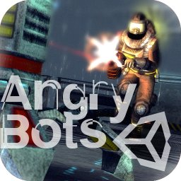 Angry Bots: Kostenlose Android-Demo mit genialer Grafik