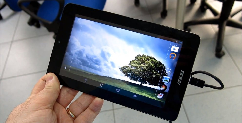 Google: Zuspruch für günstige Tablets von Acer &amp&#x3B; Asus, MeMo Pad im Hands-On