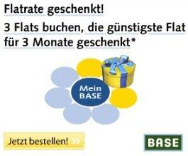 Base verschenkt Flatrates: Aktuelle Angebote für Oktober