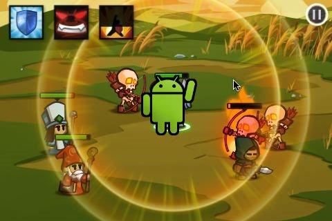 Android gegen iOS: Battleheart-Entwickler über Programmierung und Distribution