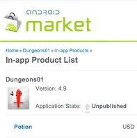 Android Market: In-App-Käufe ab nächster Woche