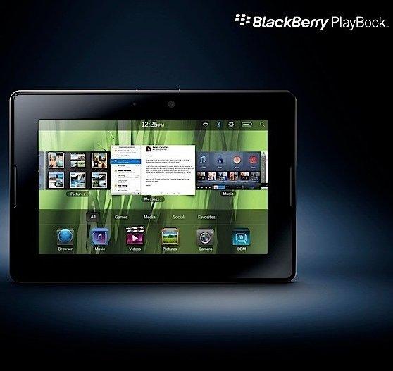 RIM: PlayBook &amp&#x3B; BlackBerry bald mit Support für Android-Apps?