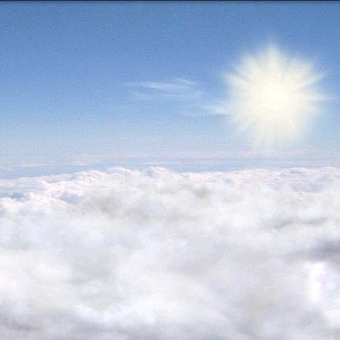 Blue Skies: Live Wallpaper mit Sonnenscheingarantie