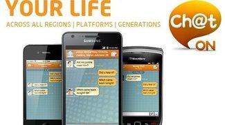 """Samsung greift mit """"Ch@tOn"""" Skype, WhatsApp und Co. an"""