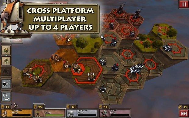 Greed Corpse - Kostenloses Strategiespiel für Tablets (Download)