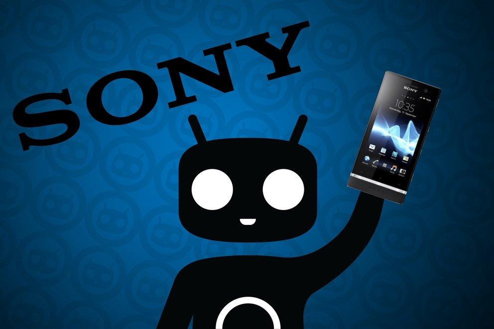 Sony: Direkte Hilfe für CyanogenMod auf Xperia U und P