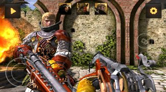 DaVinci THD: Unreal 3 Multiplayer-Shooter in der Tegra Zone