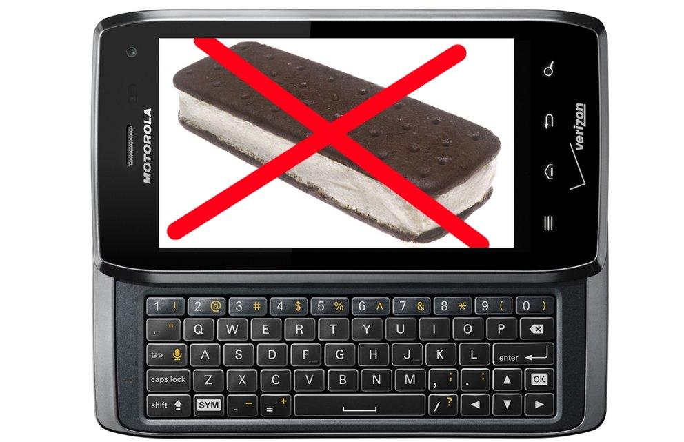 """Motorola: Kein ICS für Dual Core-Geräte – mangels """"Verbesserung"""""""