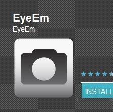EyeEm für Android: Wie Instagram, mit automatischem Location-Tagging