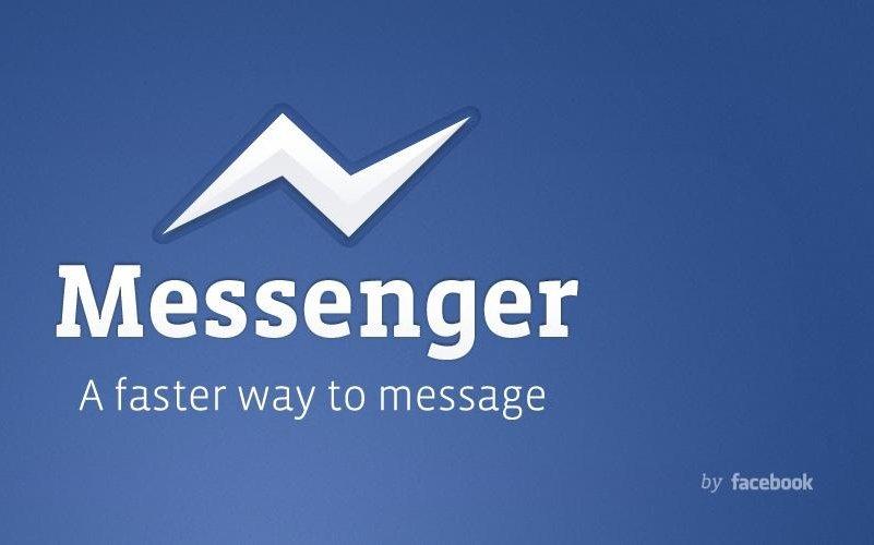 Facebook Messenger: App-Update mit Sprachaufnahme veröffentlicht
