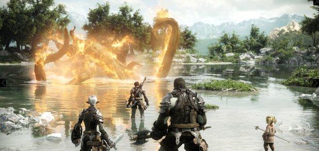 Final Fantasy XIV: Cinematic Trailer zur Serverabschaltung