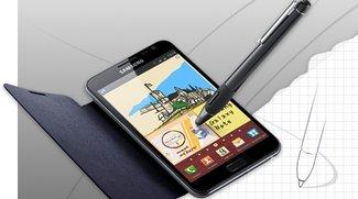 Samsung Galaxy Note: Kostenloses Flip-Cover als Goodie von Samsung