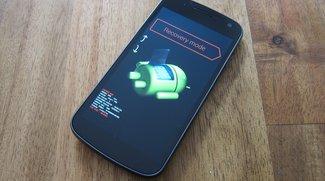Android 4.2: Lag-Problem auf Nexus 7 und Galaxy Nexus beheben — so geht's