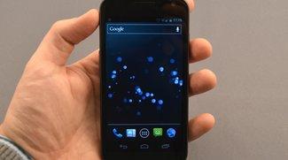Galaxy Nexus: Smartphone fliegt bei 100 km/h vom Autodach - kein Schaden