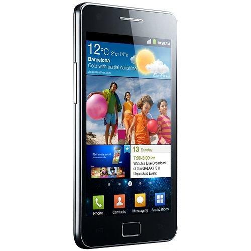 Samsung Galaxy S II: Preis und Datum für UK aufgetaucht