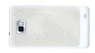 Samsung Galaxy S2 Crystal Edition: Schicke Optik für die Ladies