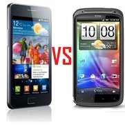 Samsung Galaxy S2 vs. HTC Sensation: Welches Superphone ist besser?