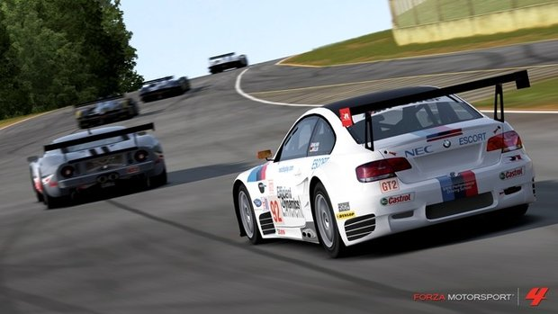 Forza Motorsport 4: Alpinestar Car Pack kommt am 3 April