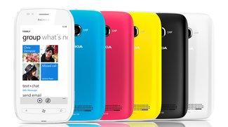 Nokia Lumia 710 jetzt auch in Deutschland erhältlich