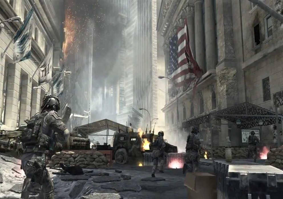 Call of Duty - Modern Warfare 3: Demo ab sofort auf XBL verfügbar