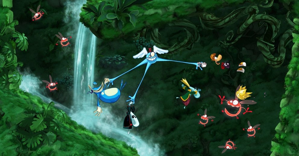 Rayman Origins: Jump and Run erobert den PC