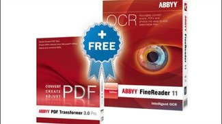 Abbyy FineReader 11 - Abbyy FineReader in neuer Version und mit Gratis-Zugabe