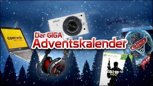 Adventskalender 2011 - Der GIGA Adventskalender