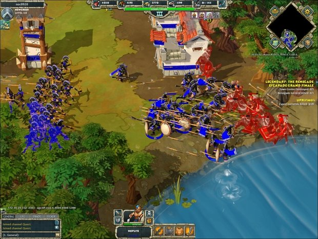 Age of Empires: Online - Legendary Mode kommt