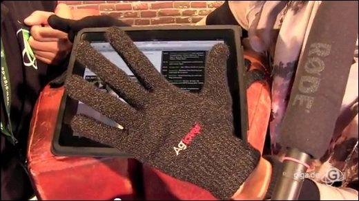 Agloves Handschuhe - Touchscreens auch im Winter bedienen