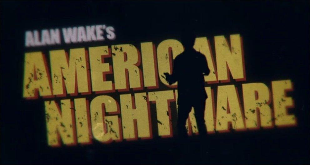 Alan Wake's American Nightmare - Kommt mit einem Survival-Modus