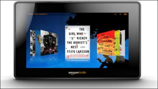 Amazons New Kindle - Fällt der Vorhang Mittwoch um vier ?