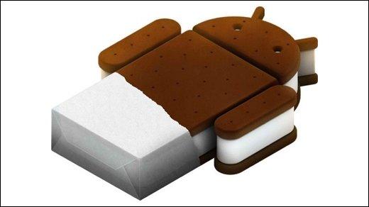Android 4.0 - Google und Samsung präsentieren Ice Cream Sandwich und Galaxy Nexus