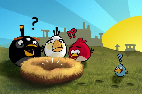Angry Birds - Marvel-Executive wechselt zu &quot&#x3B;Angry Birds&quot&#x3B;