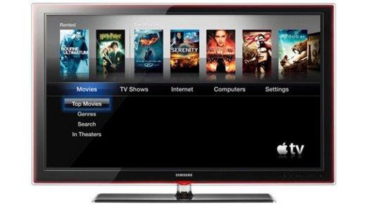 Apple - Arbeitet Samsung an einem Fernseher mit iOS?