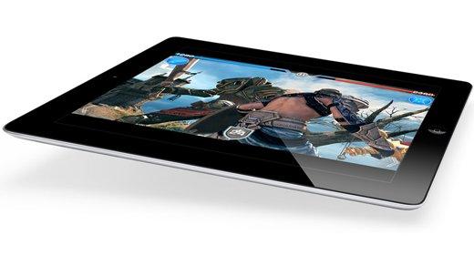 Apple - iPad 3 Display mit 2.048 x 1.536 Auflösung
