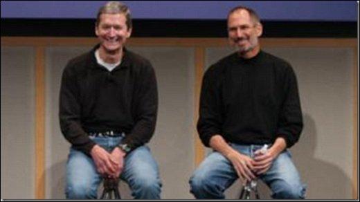 Apple - Steve Jobs tritt ab, Aktienkurs-GAU erwartet
