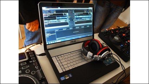 Asus N5-Series Notebooks - Ein Soundversprechen von Bang &amp&#x3B; Olufsen