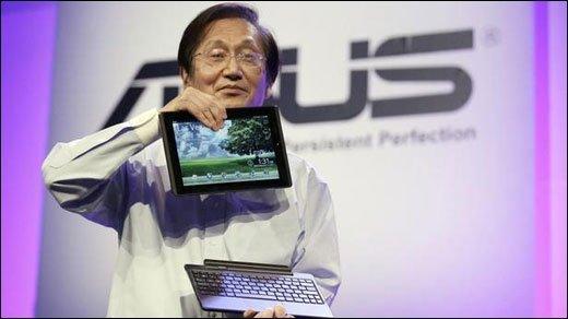 Asus Transformer - Nachfolger mit Quad-Core-Prozessor erscheint im Oktober