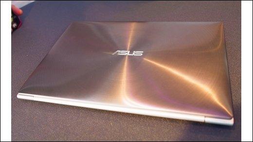 Asus UX21 und UX31 - Erste Präsentation der neuen Ultrabooks